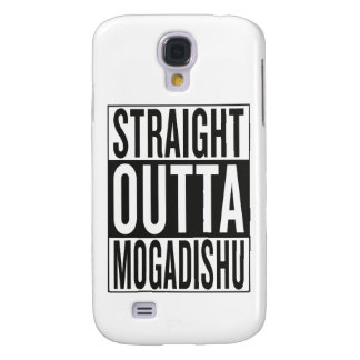 straight outta Mogadishu Galaxy S4 Cases