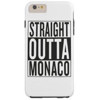 straight outta Monaco Tough iPhone 6 Plus Case