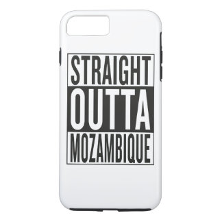 straight outta Mozambique iPhone 7 Plus Case