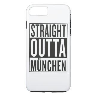 straight outta München iPhone 7 Plus Case