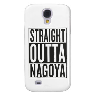 straight outta Nagoya Galaxy S4 Covers