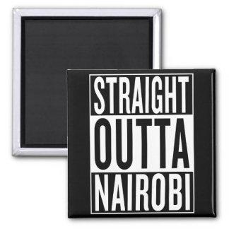 straight outta Nairobi Magnet