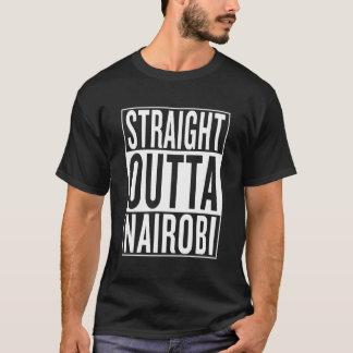 straight outta Nairobi T-Shirt