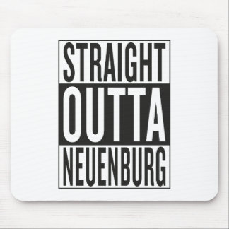 straight outta Neuenburg Mouse Pad