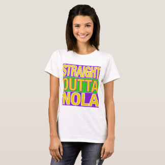 Straight Outta NOLA T-Shirt