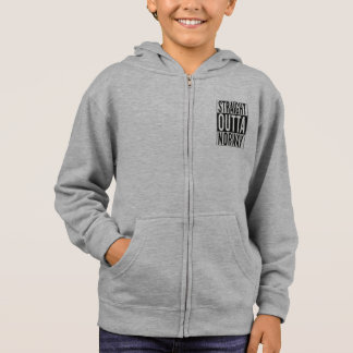 straight outta Norway Hoodie
