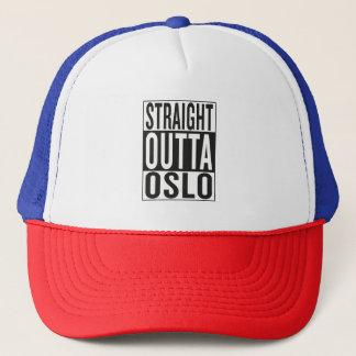 straight outta Oslo Trucker Hat
