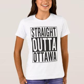 straight outta Ottawa T-Shirt