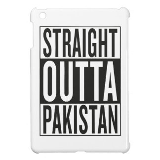 straight outta Pakistan iPad Mini Covers
