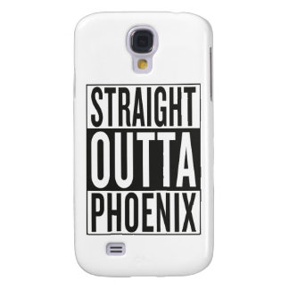 straight outta Phoenix Galaxy S4 Covers
