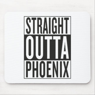 straight outta Phoenix Mouse Pad