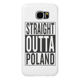 straight outta Poland Samsung Galaxy S6 Cases