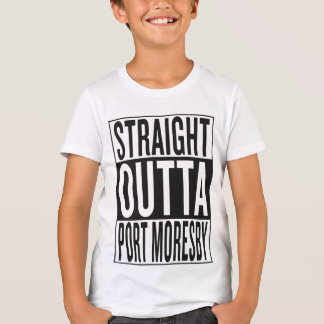 straight outta Port Moresby T-Shirt
