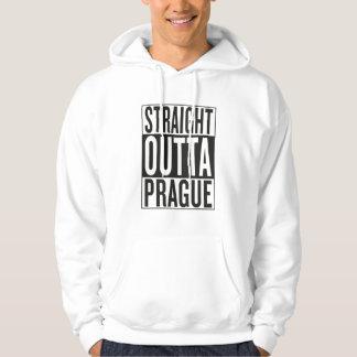 straight outta Prague Hoodie