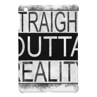 Straight outta REALITY iPad Mini Covers