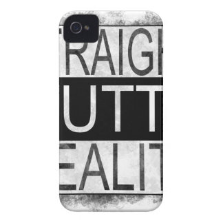 Straight outta REALITY iPhone 4 Cases