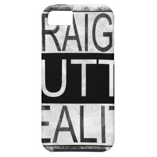 Straight outta REALITY iPhone 5 Cover