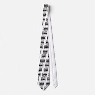 Straight outta REALITY Tie