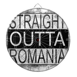 Straight Outta Romania Dartboard
