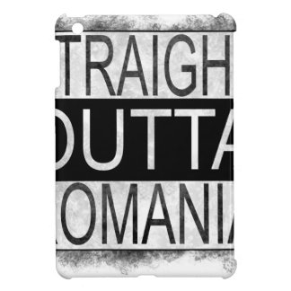 Straight Outta Romania iPad Mini Cases