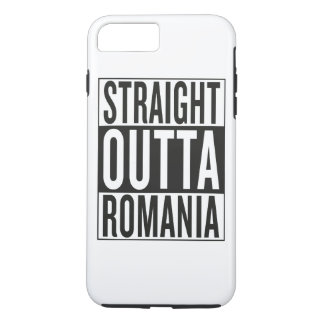 straight outta Romania iPhone 7 Plus Case