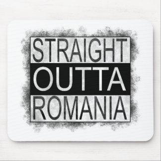 Straight Outta Romania Mouse Pad