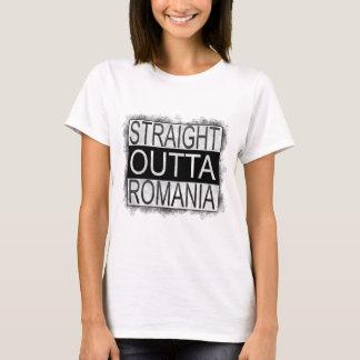 Straight Outta Romania T-Shirt