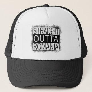 Straight Outta Romania Trucker Hat