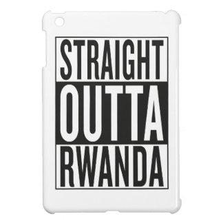 straight outta Rwanda Cover For The iPad Mini