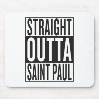 straight outta Saint Paul Mouse Pad