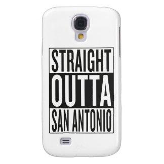 straight outta San Antonio Galaxy S4 Case