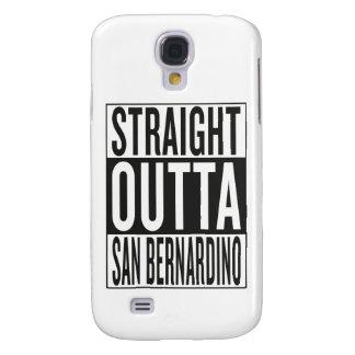straight outta San Bernardino Samsung Galaxy S4 Covers