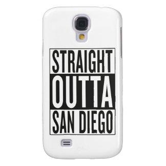 straight outta San Diego Samsung Galaxy S4 Covers