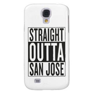 straight outta San Jose Samsung Galaxy S4 Cover