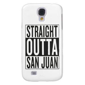 straight outta San Juan Samsung Galaxy S4 Case