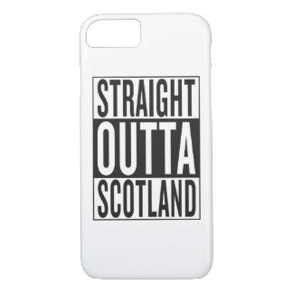 straight outta Scotland iPhone 7 Case