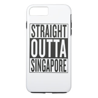 straight outta Singapore iPhone 7 Plus Case