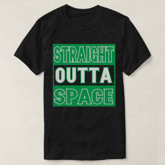 Straight Outta Space U.F.'Mo' T-Shirt