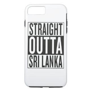 straight outta Sri Lanka iPhone 7 Plus Case
