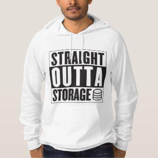 Straight Outta Storage Hoodie