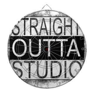 Straight outta STUDIO Dartboard