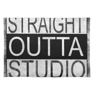 Straight outta STUDIO Placemat