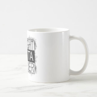 Straight outta SUMMER Coffee Mug
