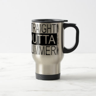 Straight outta SUMMER Travel Mug