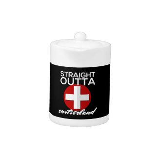 STRAIGHT OUTTA SWITZERLAND