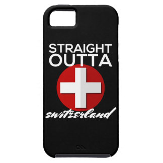 STRAIGHT OUTTA SWITZERLAND CASE FOR THE iPhone 5