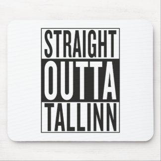 straight outta Tallinn Mouse Pad