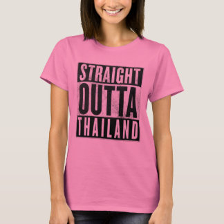 Straight Outta Thailand Graphic Tee