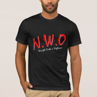 Straight Outta the NWO T-Shirt