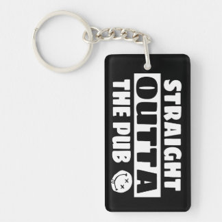 Straight outta the pub key ring